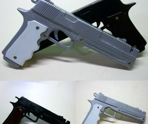 How to Make Prop Weapons!