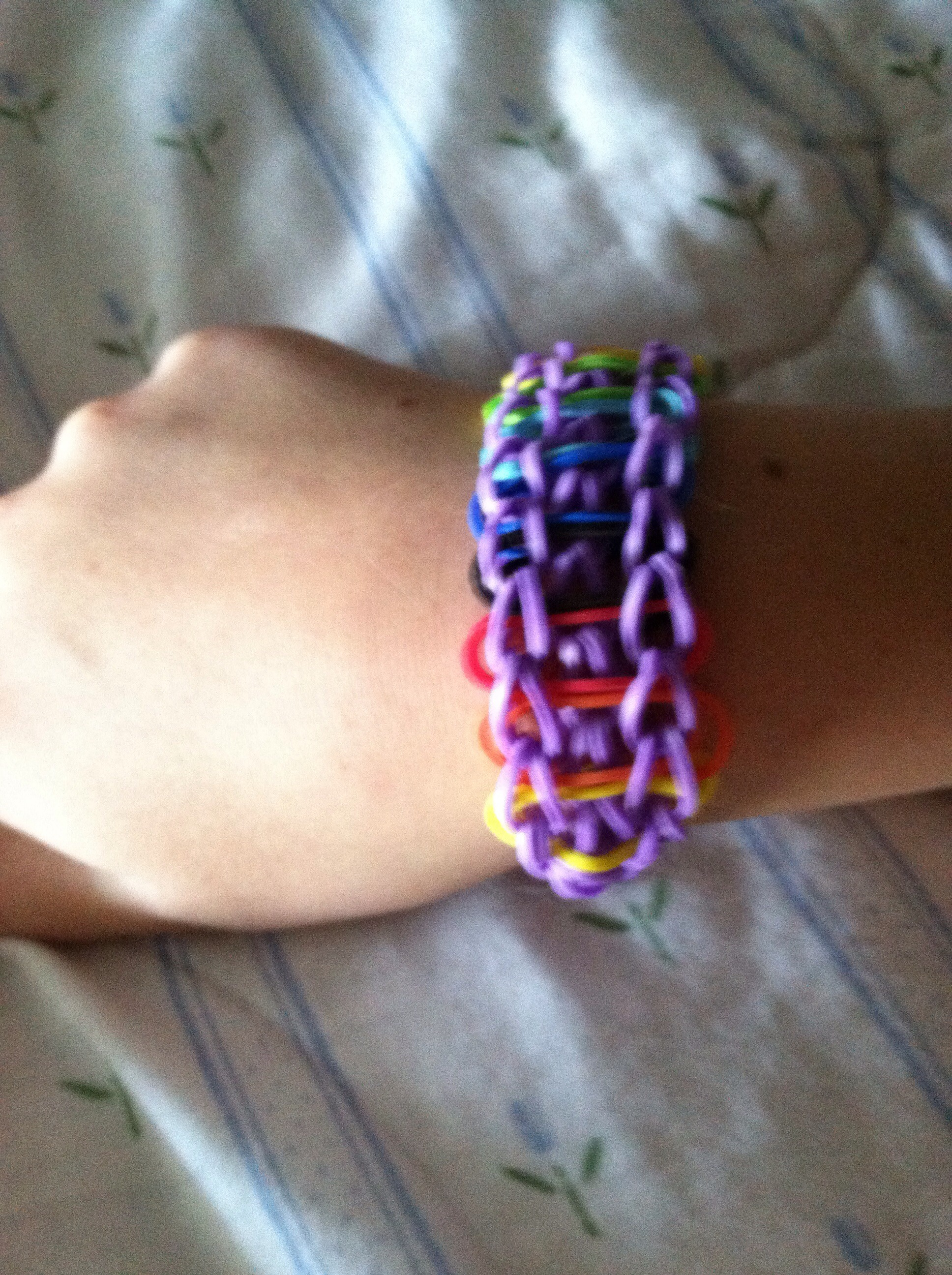 Ladder Braclet