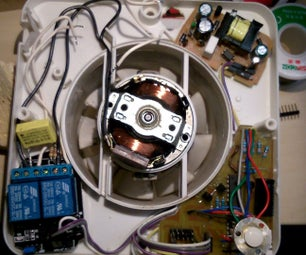 Transform Basic Bathroom Fan to Advanced
