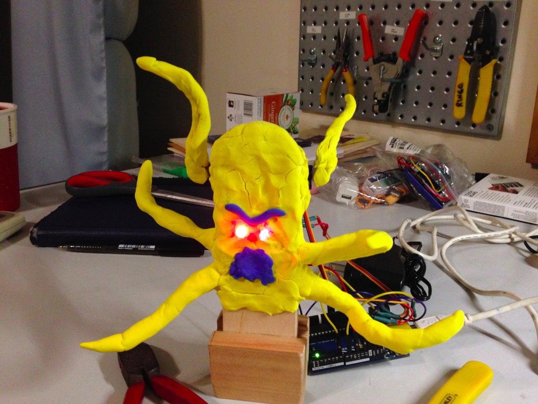 MonsterBot (Arduino Powered)