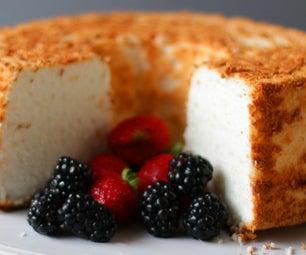 神奇天使蛋糕