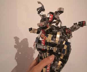 Aluminium Heart/ for the Love of Beer/ Beating Heart