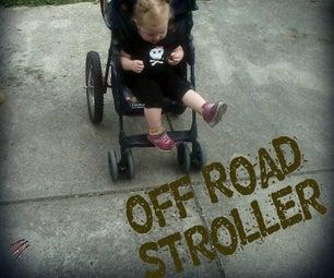 Off Road Stroller Conversion