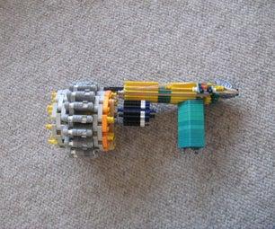 The ATP-18 Kne'x Pistol