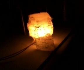 Hot Glue Sculpture
