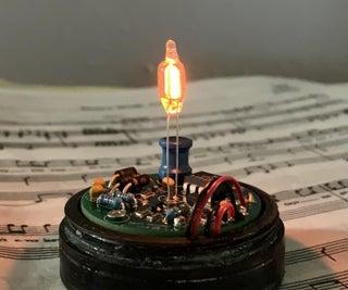 Neon Lamp Tea Light