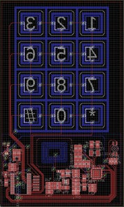 Your PCB As the Buttons