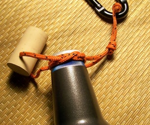 Carry any Bottle with a JUG KNOT Handle