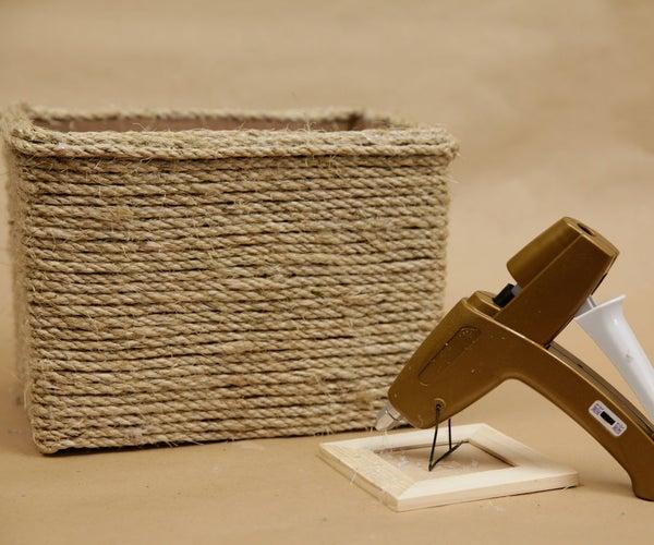 Upgrade a Cardboard Box