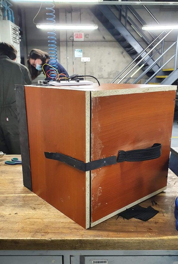 Final Prototype - COVEX