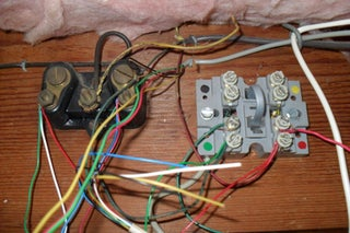 How to Organize an Old Telephone Home Wiring Block - Instructables   Basic Wiring Home Telephone      Instructables