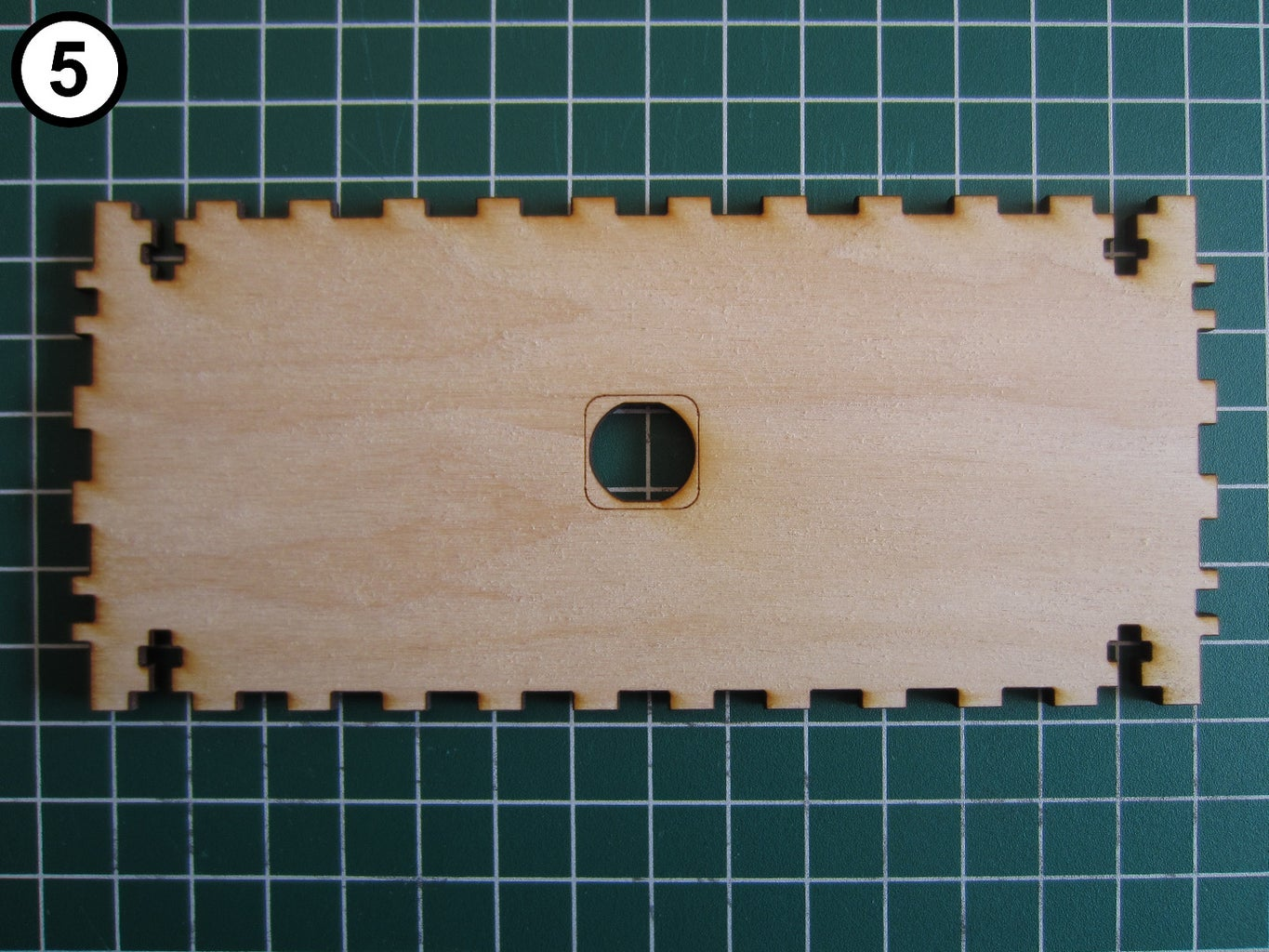 Cut the Case Parts With a Laser Cutter