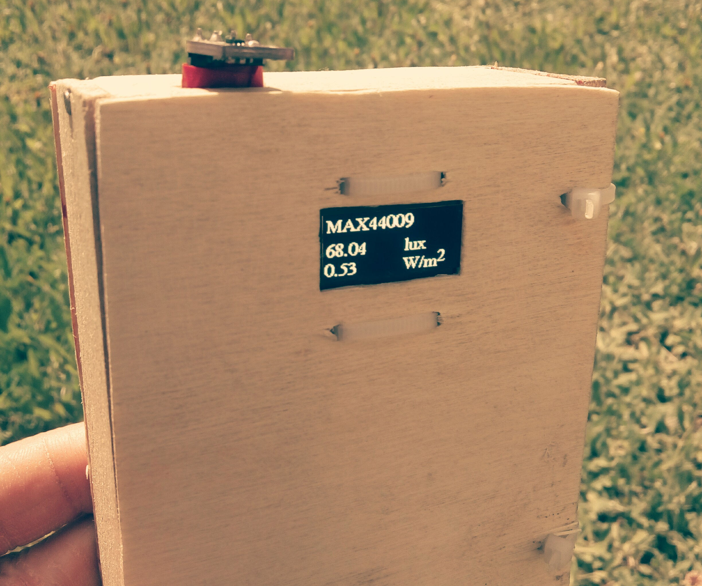 Portable Luxmeter