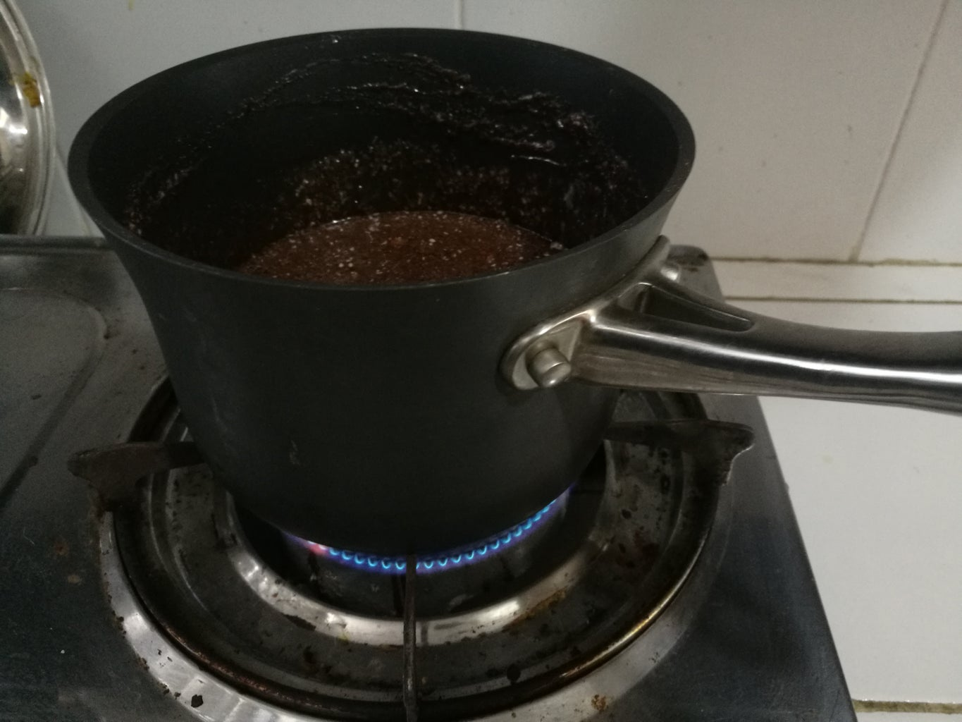 Boiling and Combining Second Ingredients
