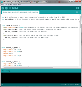 Upload the Program to the Arduino Board