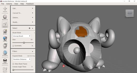 Prepare Your Model for Sculpting