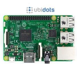 Test You Internet Speed Using a Raspberry Pi + Ubidots