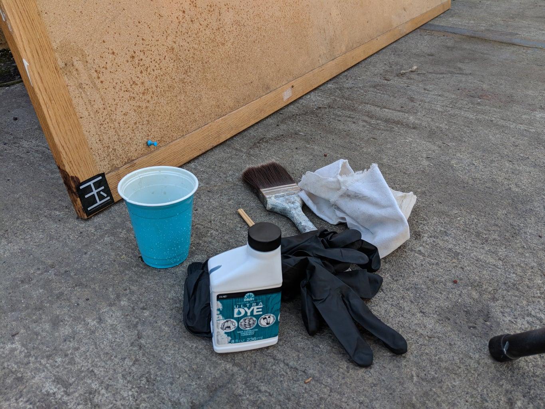 Renovate a Thrashed Corkboard