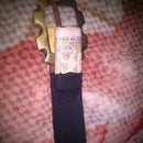 Easy! Cheap! secret pocket in a belt! an instructable that anyone can make!