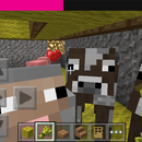 How to feed Animal in MCPE ( Solved)!