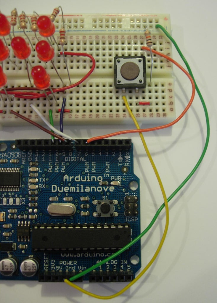 Connect the Components With Arduino