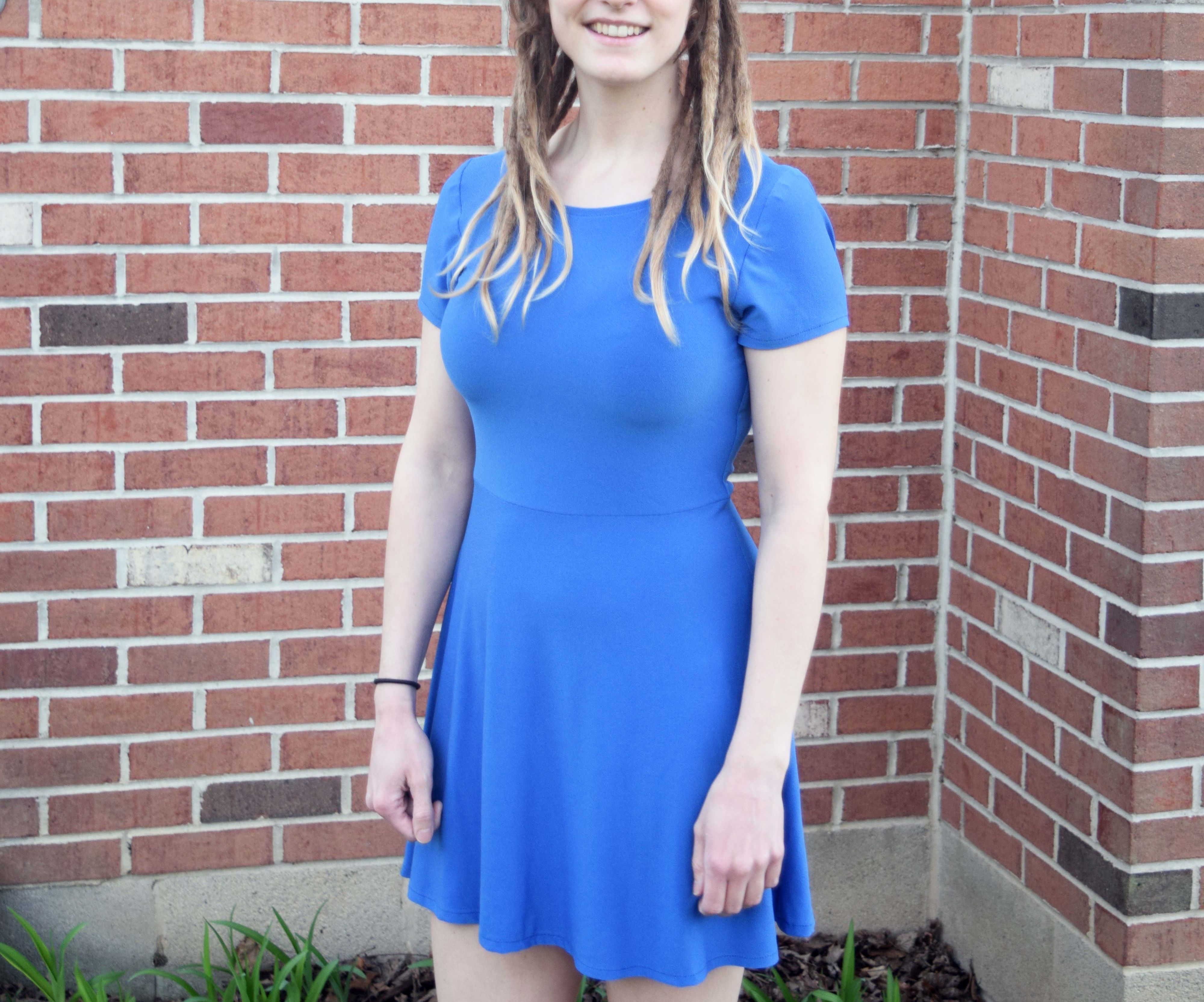 Summer Knit Dress in 3 sizes