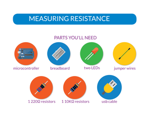 Visualizing Resistance With Arduino