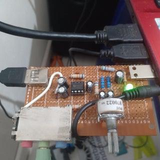 Make a Headphone Amp V2