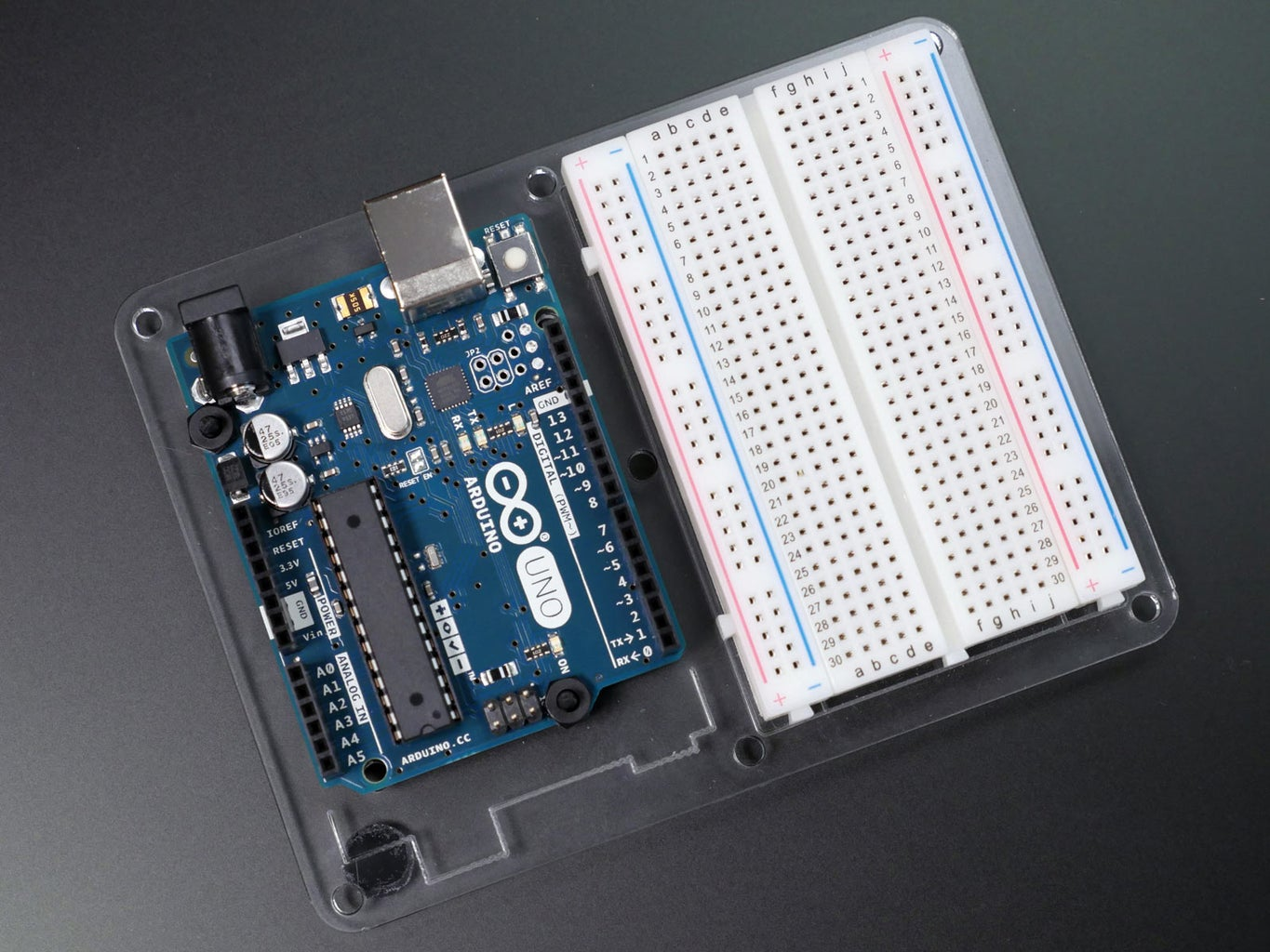 Arduino Class: Your First Experiments