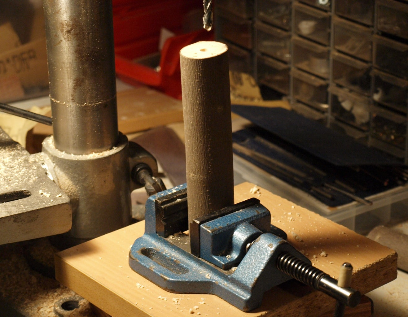 Second Demonstration : a Tool Handle