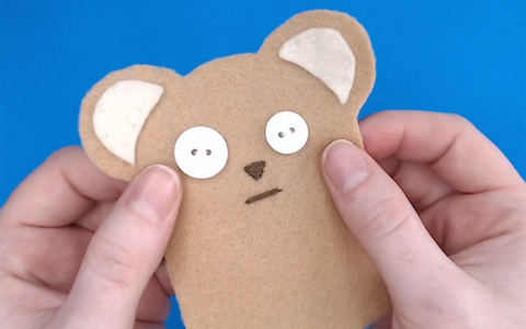 Decorate Your Plushie