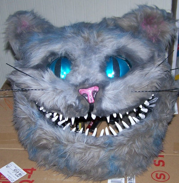 Cheshire Cat From Alice in Wonderland