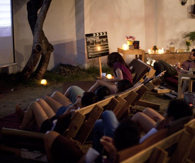 The Pallet Cinema