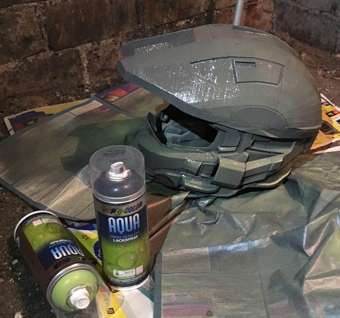 [OPTIONAL] Making the Helmet