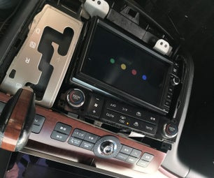 Install an After Market Android Unit for Nissan Elgrand E51