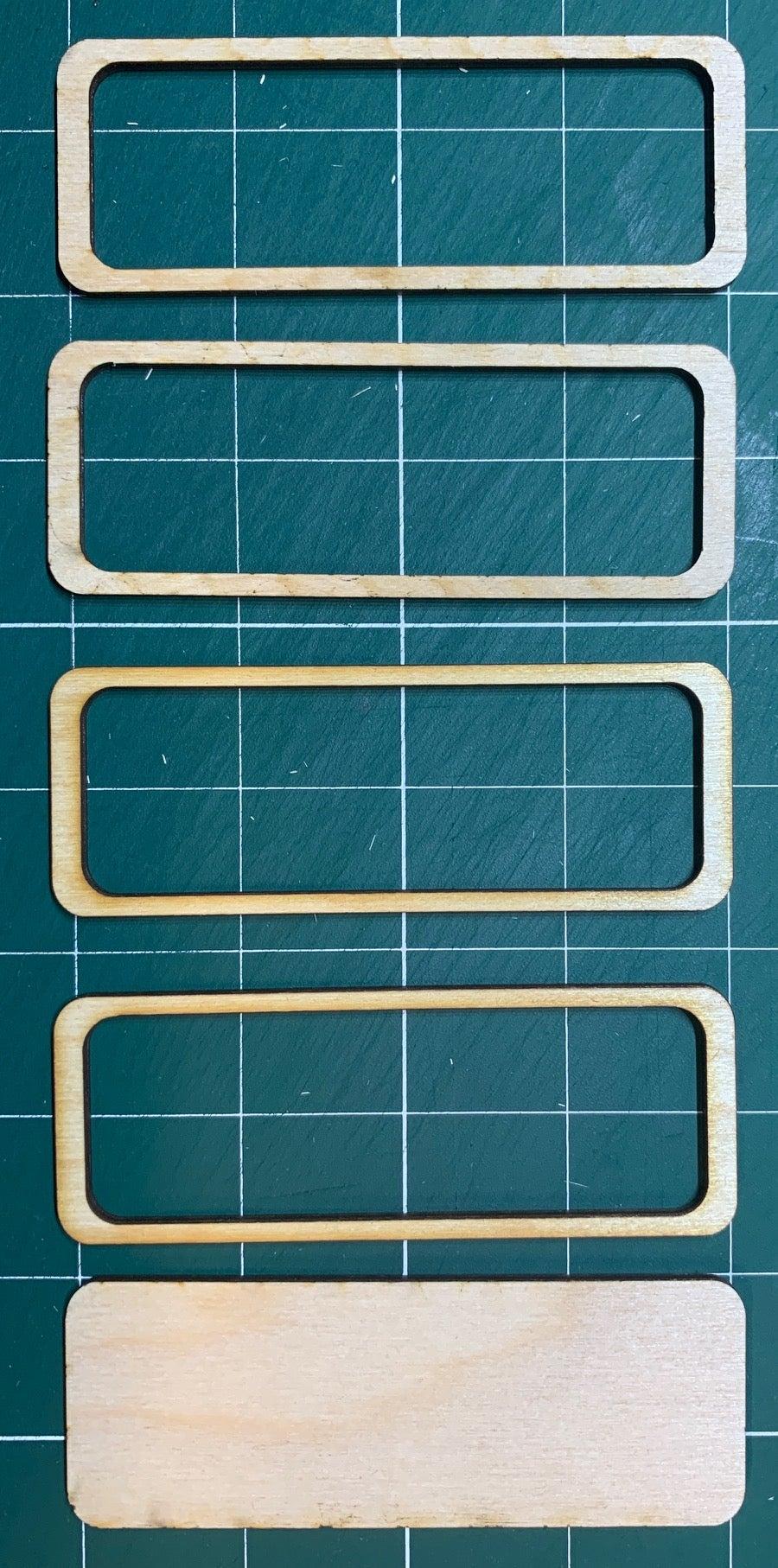 Glue the Tray