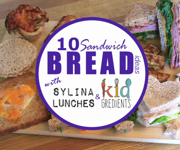 10 WAYS TO USE SANDWICH BREAD FOR LUNCH