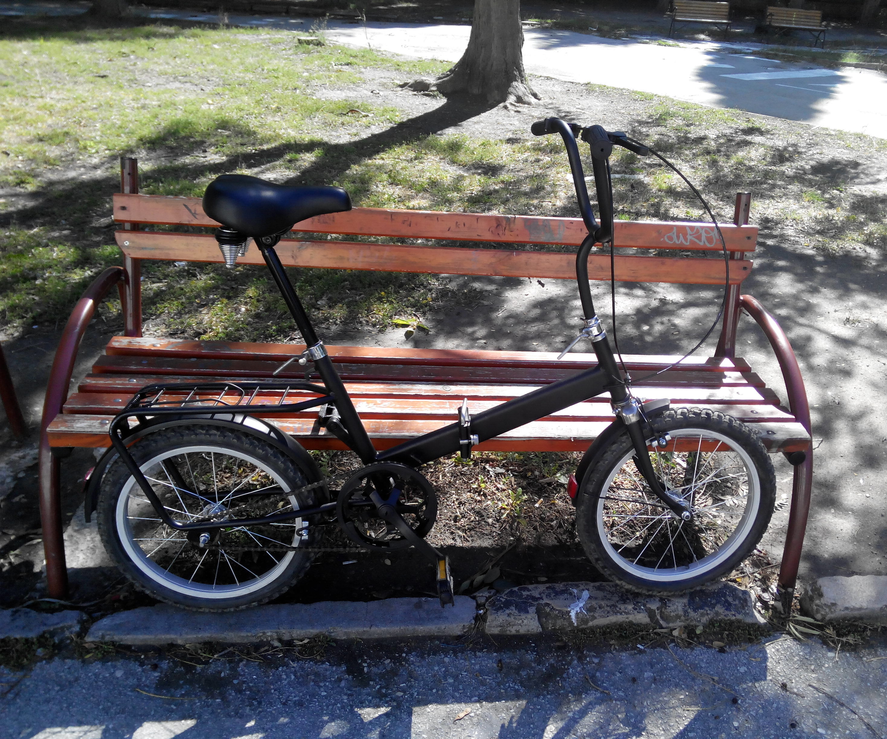 "Restore an old ""Balkan"" bike"