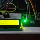 Simple Arduino Stopwatch