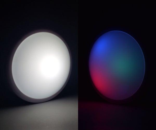 Retrofit an LED Push Light