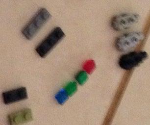 Mini Lego Star Destroyer