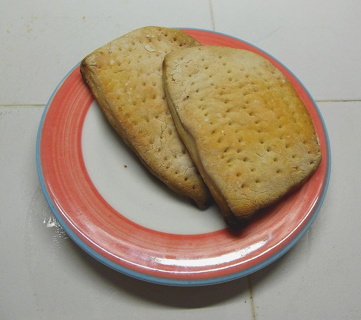Hardtack - Hard Bread - the Most Ancient Bread