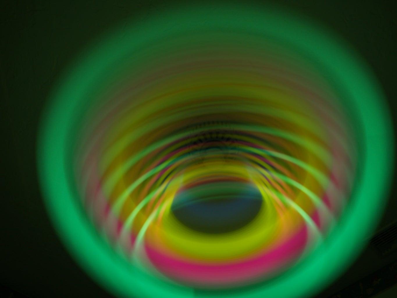 Camera and Glow Stick Preperation