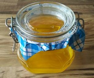 Clarified Butter (Suitable for Lactose Intolerants)