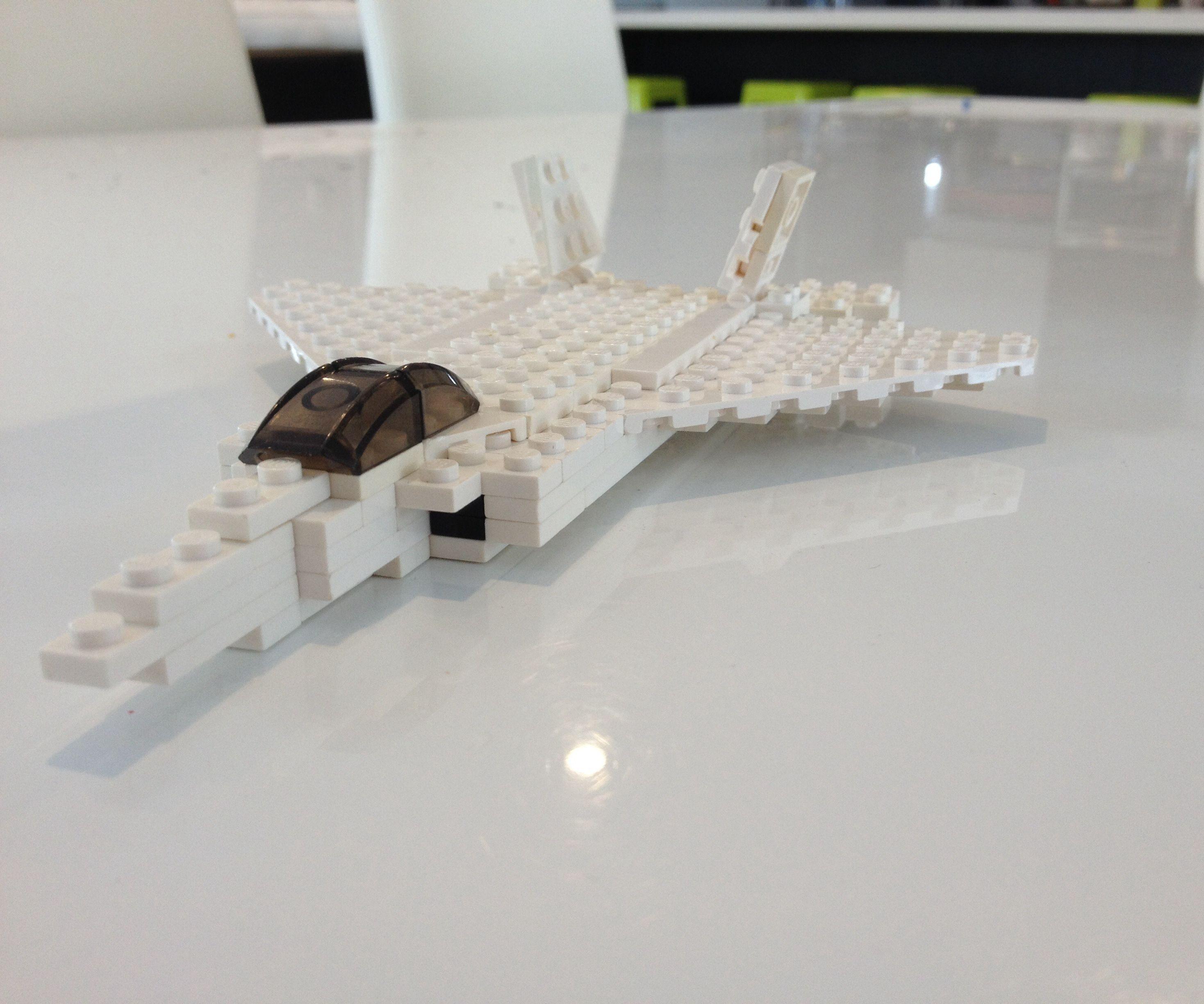 Lego F-22 Raptor
