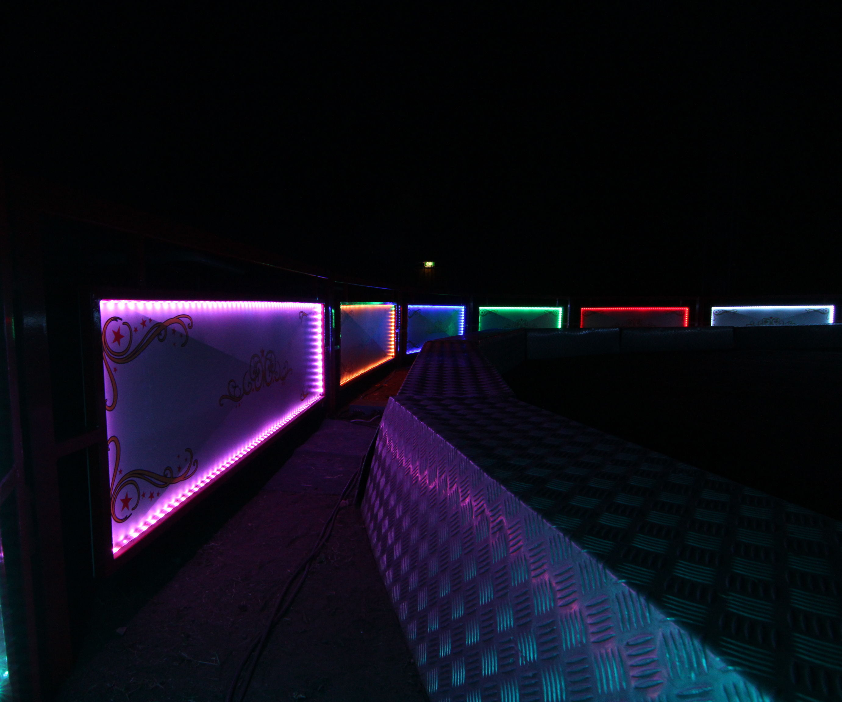 DMX LED Strips