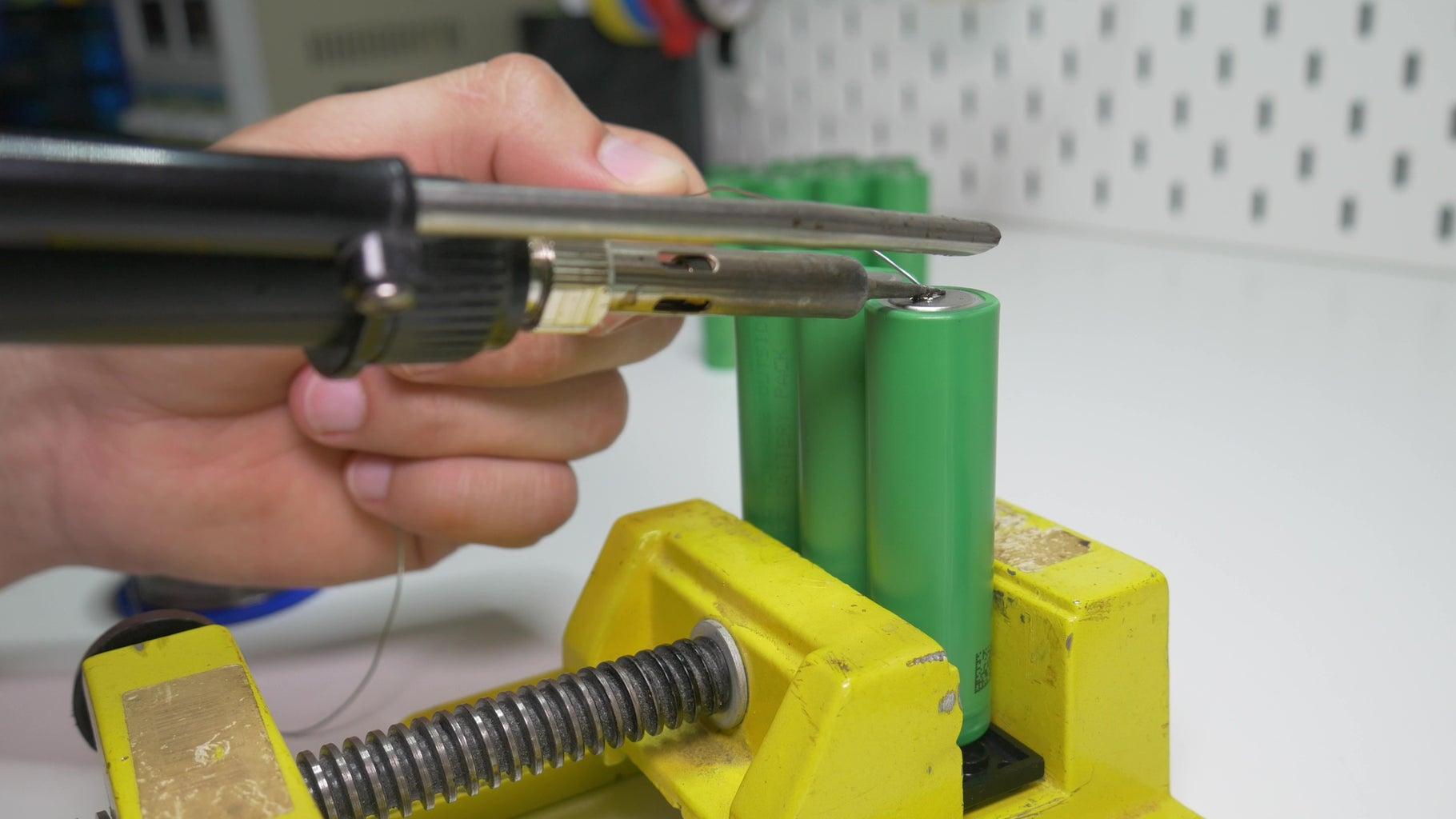 DIY 18650 Battery Pack