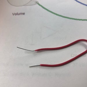 Wire Up the Toggle Switch to Channel a & B OUT Wires, and Red Battery Wire