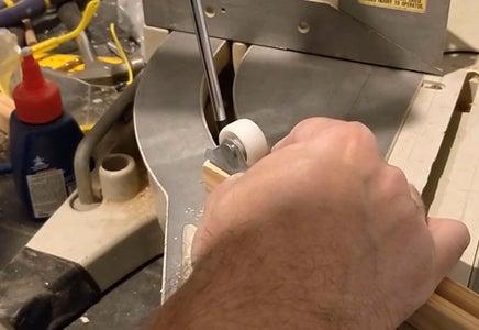"Woodworking - ""Trolley"" (Horizontal Motion) Mechanism 2"