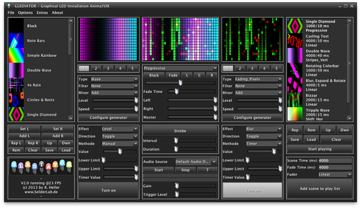 LED Matrix Control